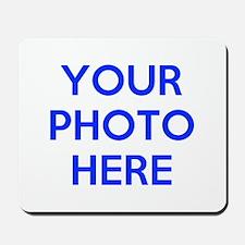 Customize photos Mousepad