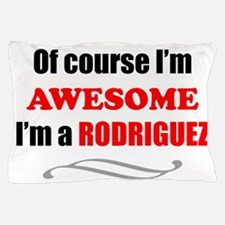 Rodriguez Awesome Family Pillow Case