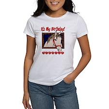 Mikayla Horse Birthday Tee