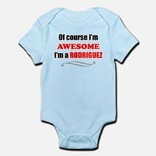 Rodriguez Awesome Family Body Suit