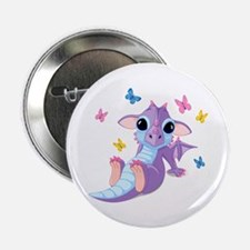 "Baby Dragon - 2.25"" Button"