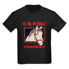 Mikayla Horse Birthday T