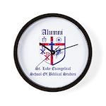 Alumni Wall Clock