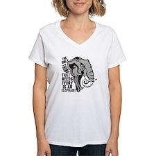 Save Elephants Shirt