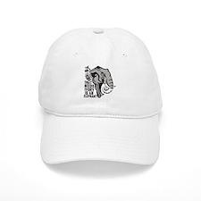 Save Elephants Baseball Cap