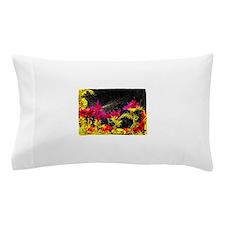 Funny Paint splatter Pillow Case