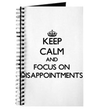 Cute Disappointment Journal