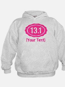 13.1 Personalized Half Marathon Hoodie