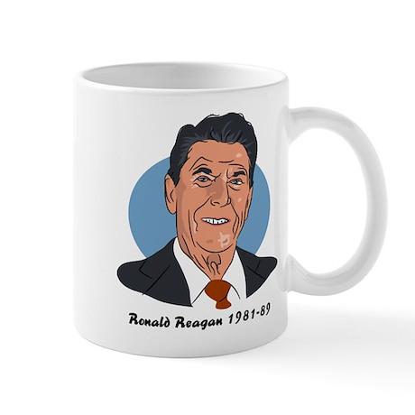 Ronald Reagan Gift Mug