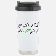 Personalized Cross Country Travel Mug