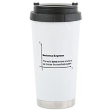 Unique Geek humour Stainless Steel Travel Mug