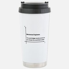 Graph Travel Mug