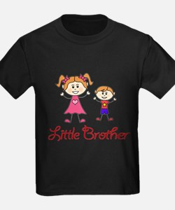 Little Brother with Big Sister T-Shirt