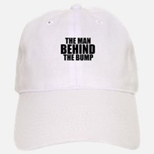 THE MAN BEHIND THE BUMP Baseball Baseball Baseball Cap