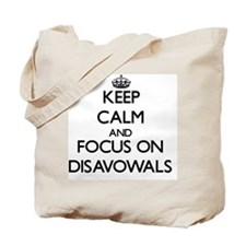 Unique Disavowal Tote Bag