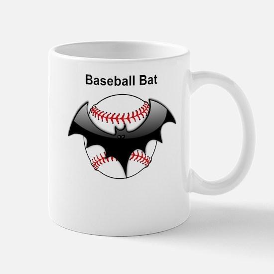 Halloween Baseball bat Large Mugs