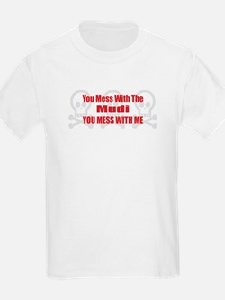Mess With Mudi T-Shirt