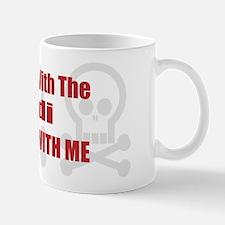 Mess With Mudi Mug