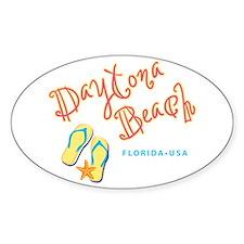 Daytona Beach Decal
