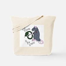 RB Live Feeding Tote Bag