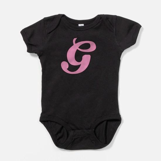 G Initial Infant Bodysuit Body Suit