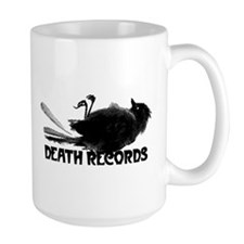 Death Records logo revised Mugs