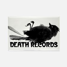 Death Records Logo Revised Magnets