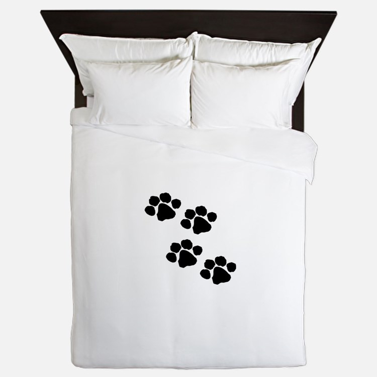 Cute Animals Queen Duvet