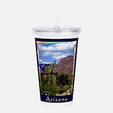 Arizona Acrylic Double-wall Tumbler