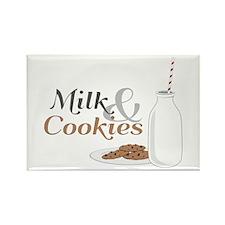 Milk & Cookies Magnets