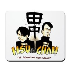 Hsu and Chan Mousepad