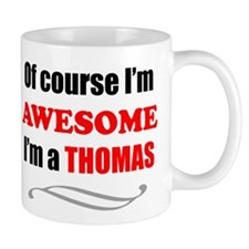 Thomas Awesome Family Mugs