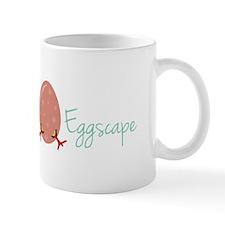 Sweet Eggscape Mugs