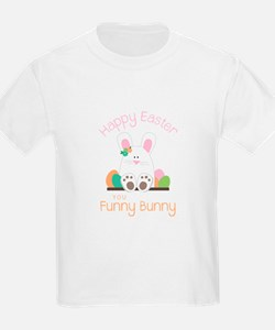 Happy Easter you funny Bunny T-Shirt