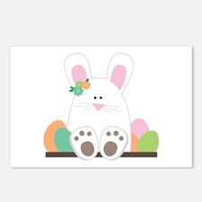 Sittin' Bunny Postcards (Package of 8)