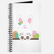Sittin' Bunny Journal