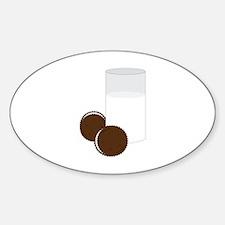Milk Cookies Decal