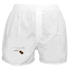 Milk to Cookies Boxer Shorts