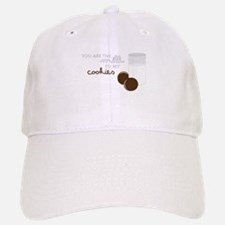 Milk to Cookies Baseball Baseball Baseball Cap