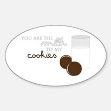 Milk to Cookies Decal