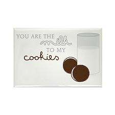 Milk to Cookies Magnets