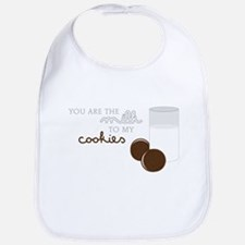 Milk to Cookies Bib