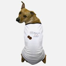 Love & Cookies Dog T-Shirt