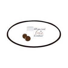 Love & Cookies Patches