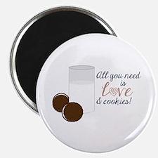 Love & Cookies Magnets