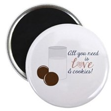 Love & Cookies Magnets