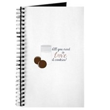 Love & Cookies Journal