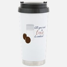 Love & Cookies Travel Mug