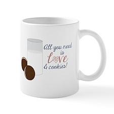 Love & Cookies Mugs