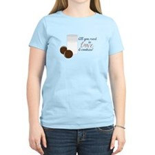 Love & Cookies T-Shirt